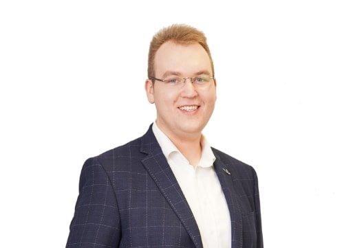 Geschäftsführer Tim Platner