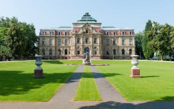 Bundesgerichtshof Front